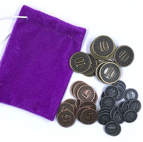 オルレアン メタルコイン