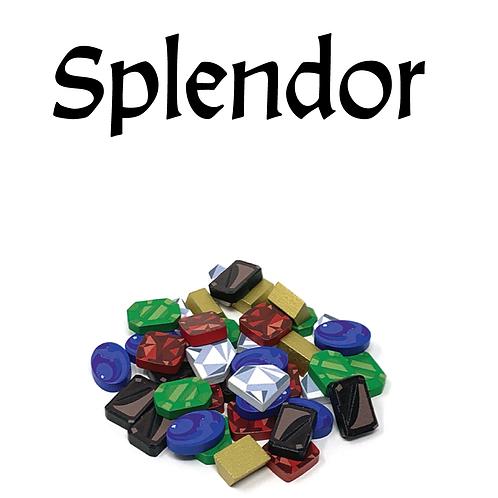 スプレンダー(邦題:宝石の煌めき) アップグレードキット