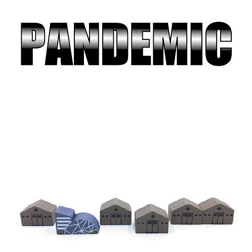 パンデミック 調査基地アップグレード