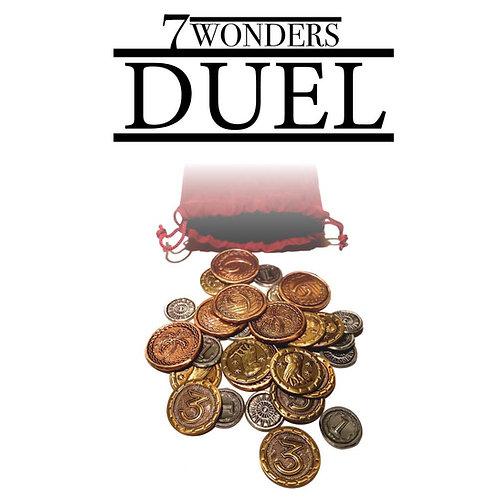 セブンワンダーズ デュエル メタルコイン