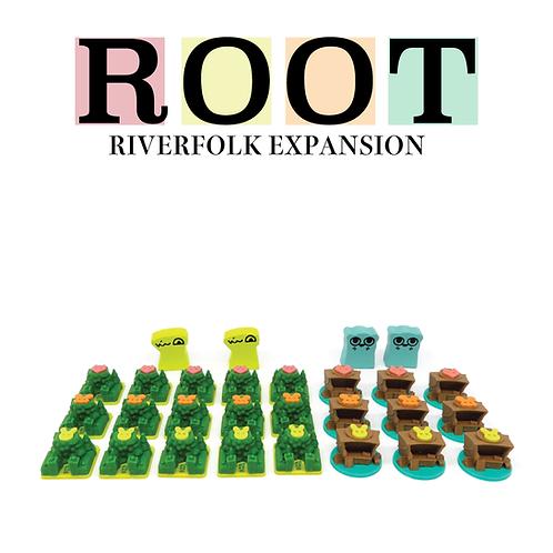ルート 拡張RIVERFOLK EXPANSIONアップグレードキット