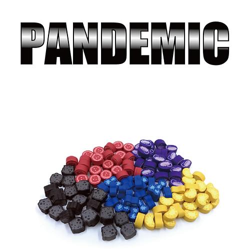 パンデミック ウィルスアップグレード