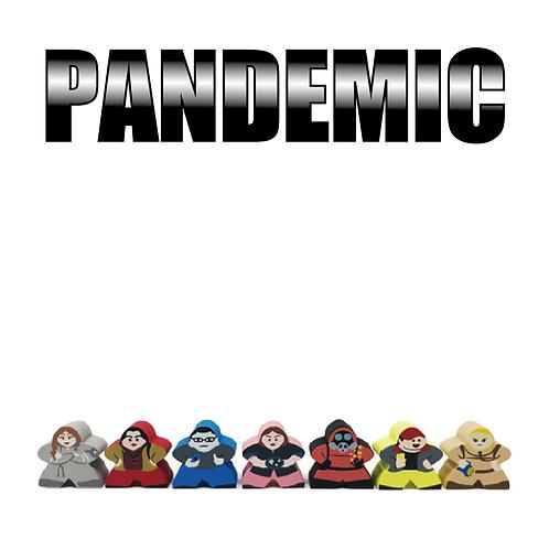 パンデミック拡張 キャラクターアップグレード