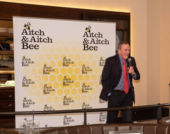 Aitch and Aitch Bee, St David's Day, Phi