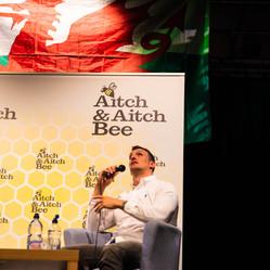 Aitch and Aitch Bee Sam Warburton OBE 48