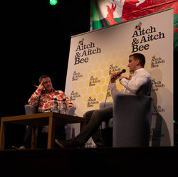 Aitch and Aitch Bee Sam Warburton OBE 32