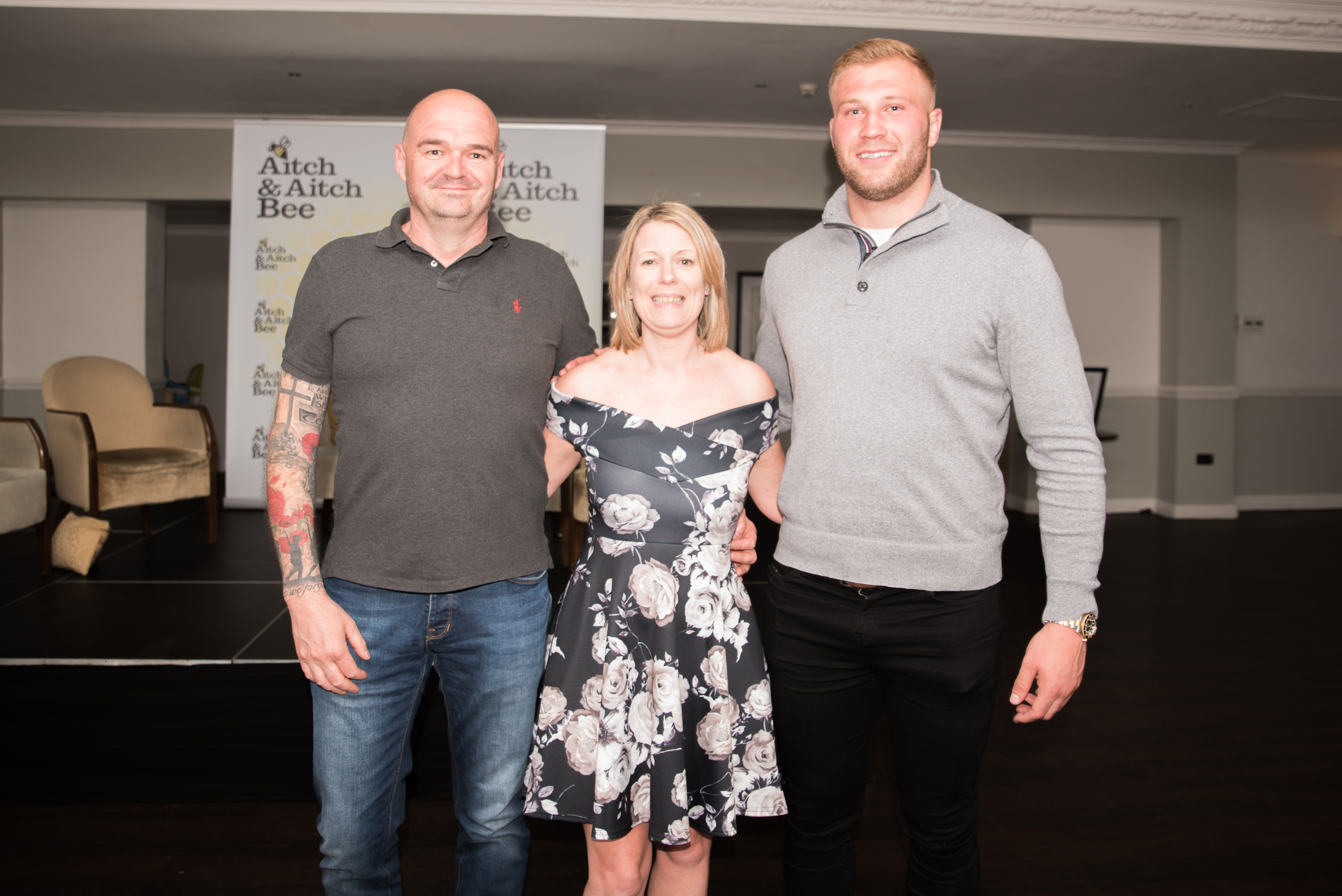 Aitch and Aitch Bee Richard Hibbard, Ross Moriarty, John Afoa, Matt Scott (93)