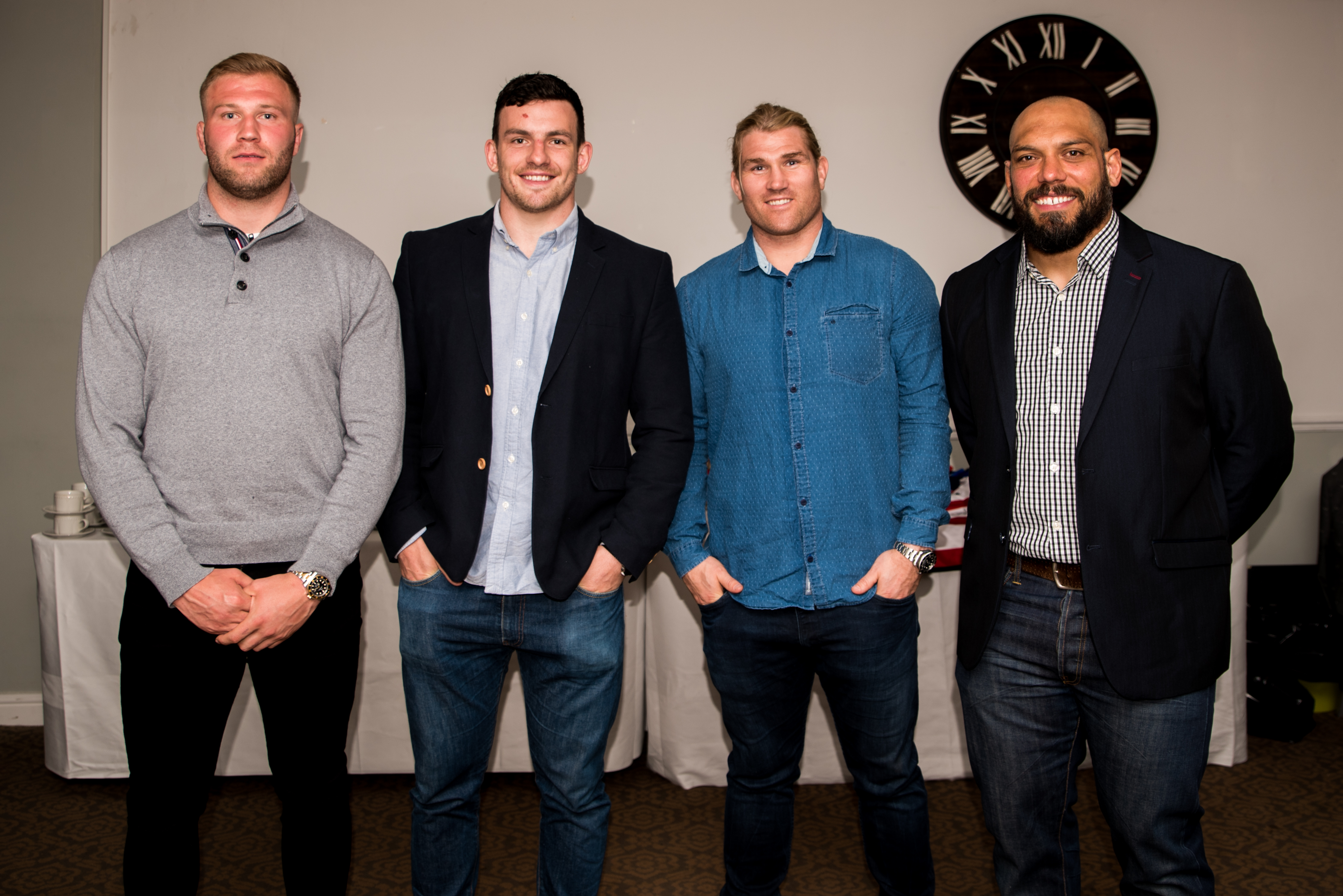 Aitch and Aitch Bee Richard Hibbard, Ross Moriarty, John Afoa, Matt Scott (9)