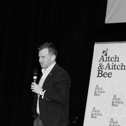 Aitch and Aitch Bee Nigel Owens MBE 10 1