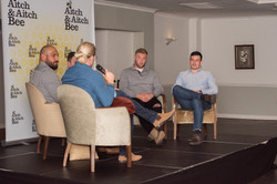Aitch and Aitch Bee Richard Hibbard, Ross Moriarty, John Afoa, Matt Scott (85)