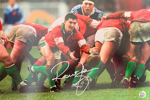 Robert Jones MBE Signed Print