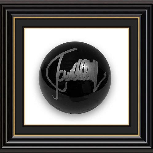 Ronnie O'Sullivan Black Snooker Ball