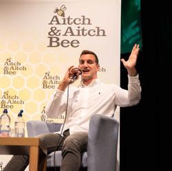 Aitch and Aitch Bee Sam Warburton OBE 47