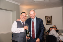 Aitch and Aitch Bee Sir Clive Woodward O