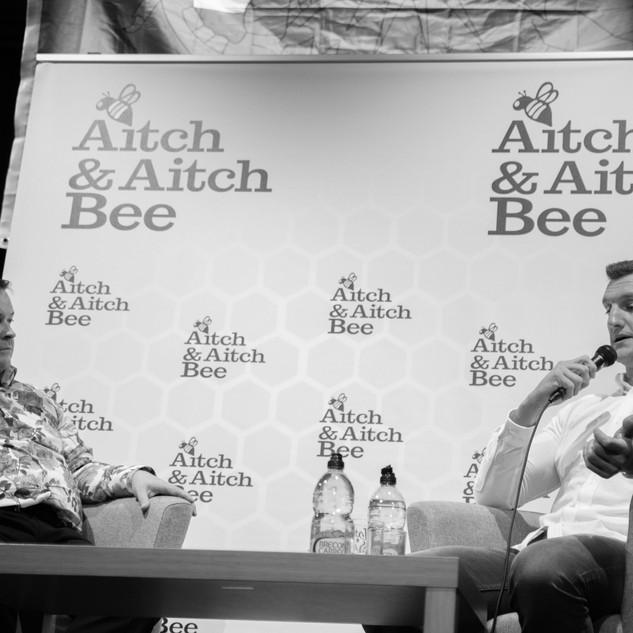 Aitch and Aitch Bee Sam Warburton OBE 39
