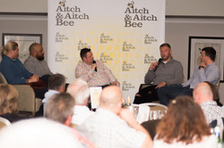 Aitch and Aitch Bee Richard Hibbard, Ross Moriarty, John Afoa, Matt Scott (79)