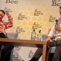Aitch and Aitch Bee Sam Warburton OBE 50