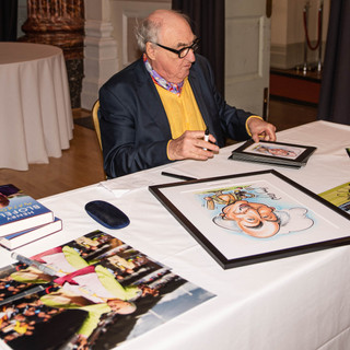 Aitch and Aitch Bee Henry Blofeld OBE 6