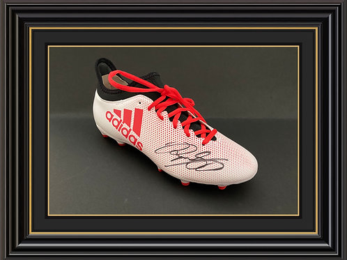 Ryan Giggs Signed Football Boot