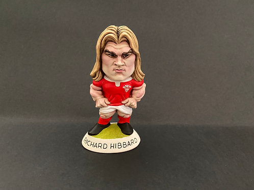 Richard Hibbard Signed Miniature Grogg