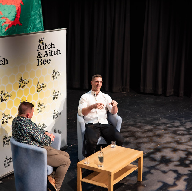 Aitch and AItch Bee George North 24 2 20