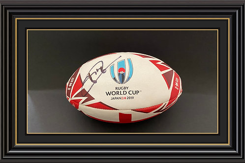 Jonny Wilkinson CBE  Signed Rubgy World Cup Ball