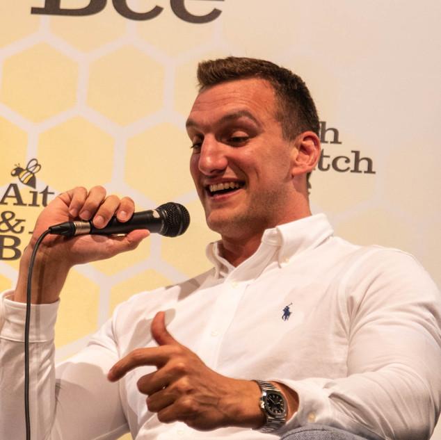 Aitch and Aitch Bee Sam Warburton OBE 52