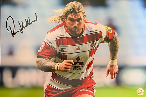 Richard Hibbard Signed Print