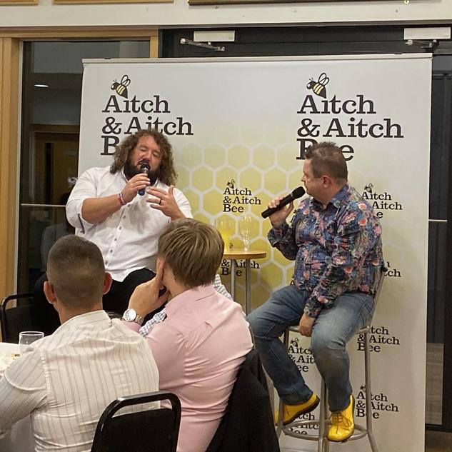 Aitch and Aitch Bee Adam Jones 16 10 199