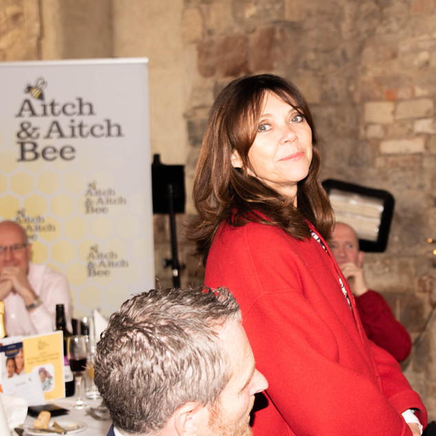 Aitch and Aitch Bee St George's Day Lunc