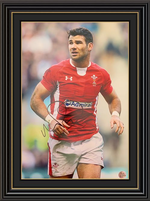 Mike Phillips Signed Print