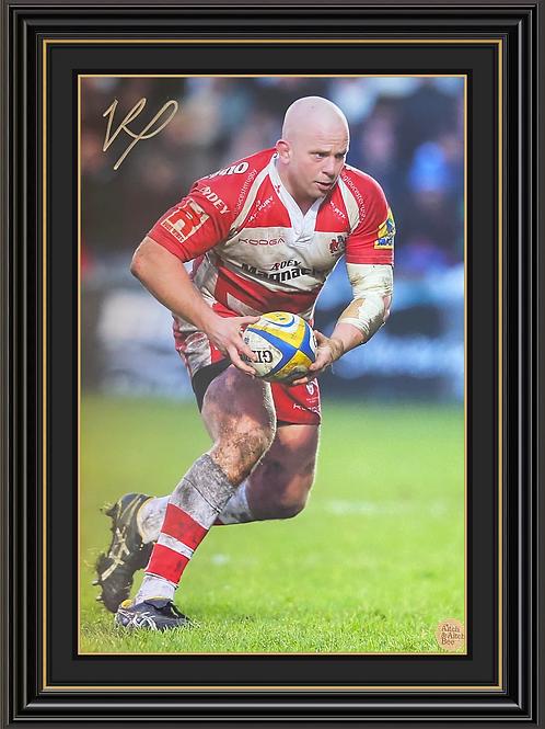 Nick Wood Signed Print