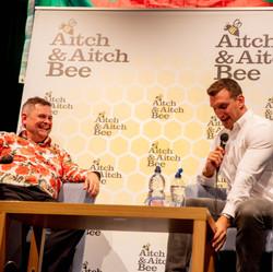 Aitch and Aitch Bee Sam Warburton OBE 44