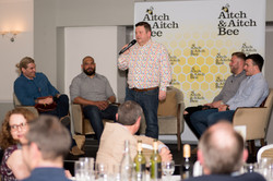 Aitch and Aitch Bee Richard Hibbard, Ross Moriarty, John Afoa, Matt Scott (76)