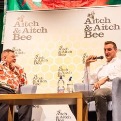 Aitch and Aitch Bee Sam Warburton OBE 40