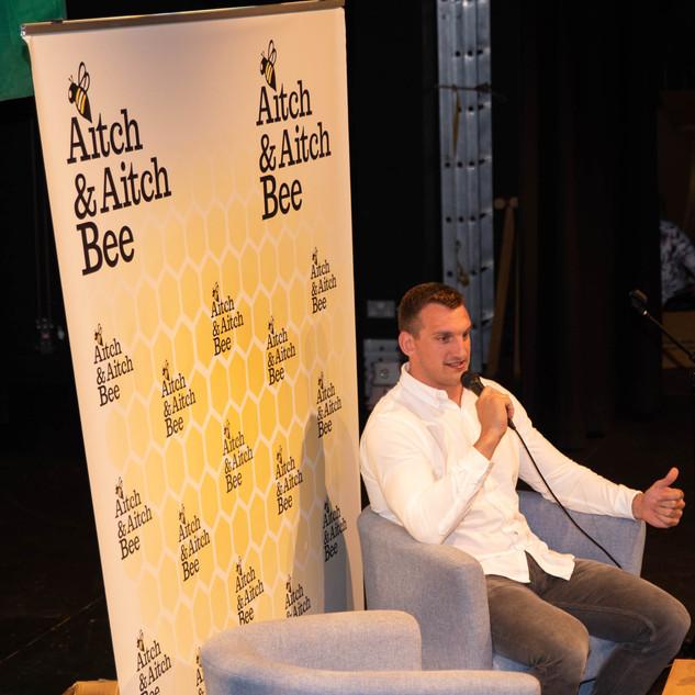 Aitch and Aitch Bee Sam Warburton OBE 63