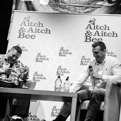 Aitch and Aitch Bee Sam Warburton OBE 51