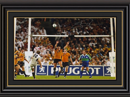 Jonny Wilkinson OBE Drop Goal Print