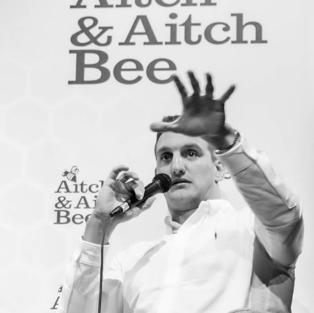 Aitch and Aitch Bee Sam Warburton OBE 43