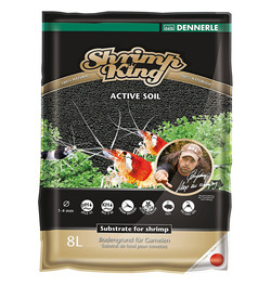 shrimp king active soil