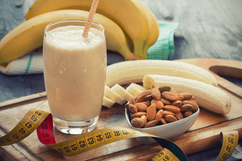 Ar galima valgyti bananus metant svorį?