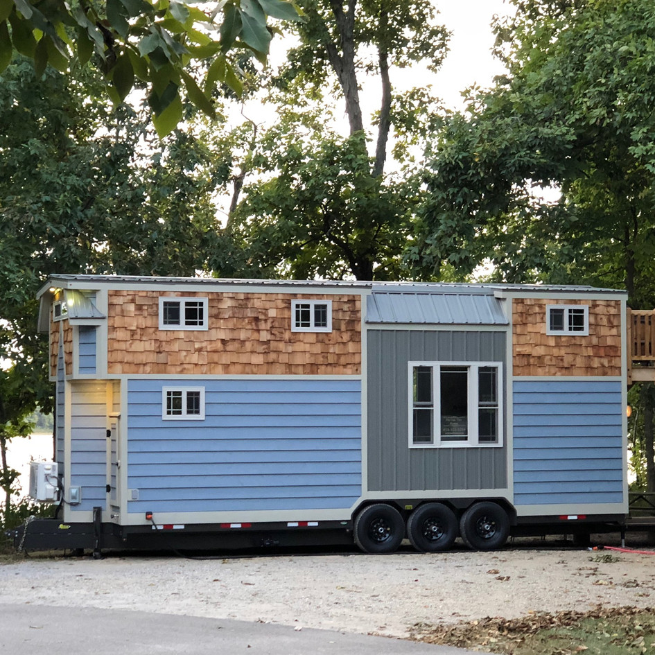 Otherside of Tiny Home is very detailed.
