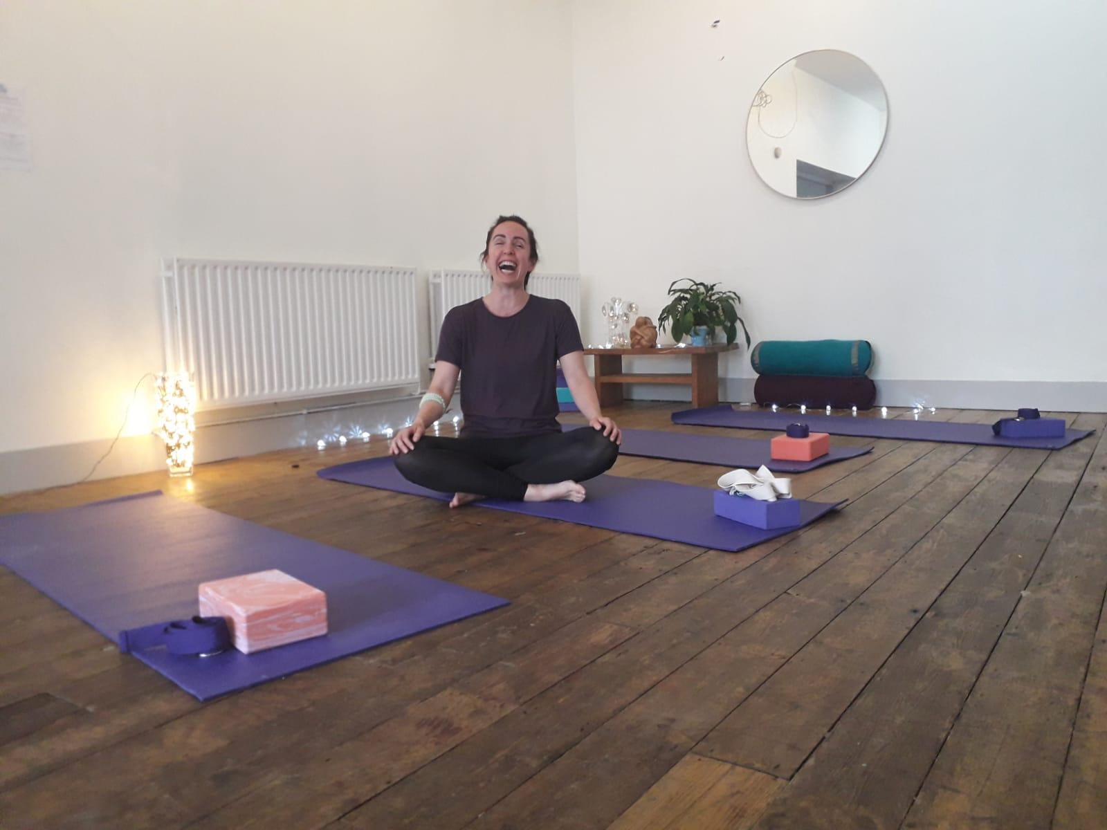 Yoga at DM Studios