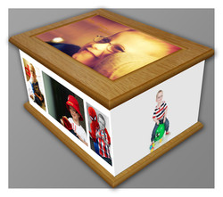 Bespoke Memory box 20