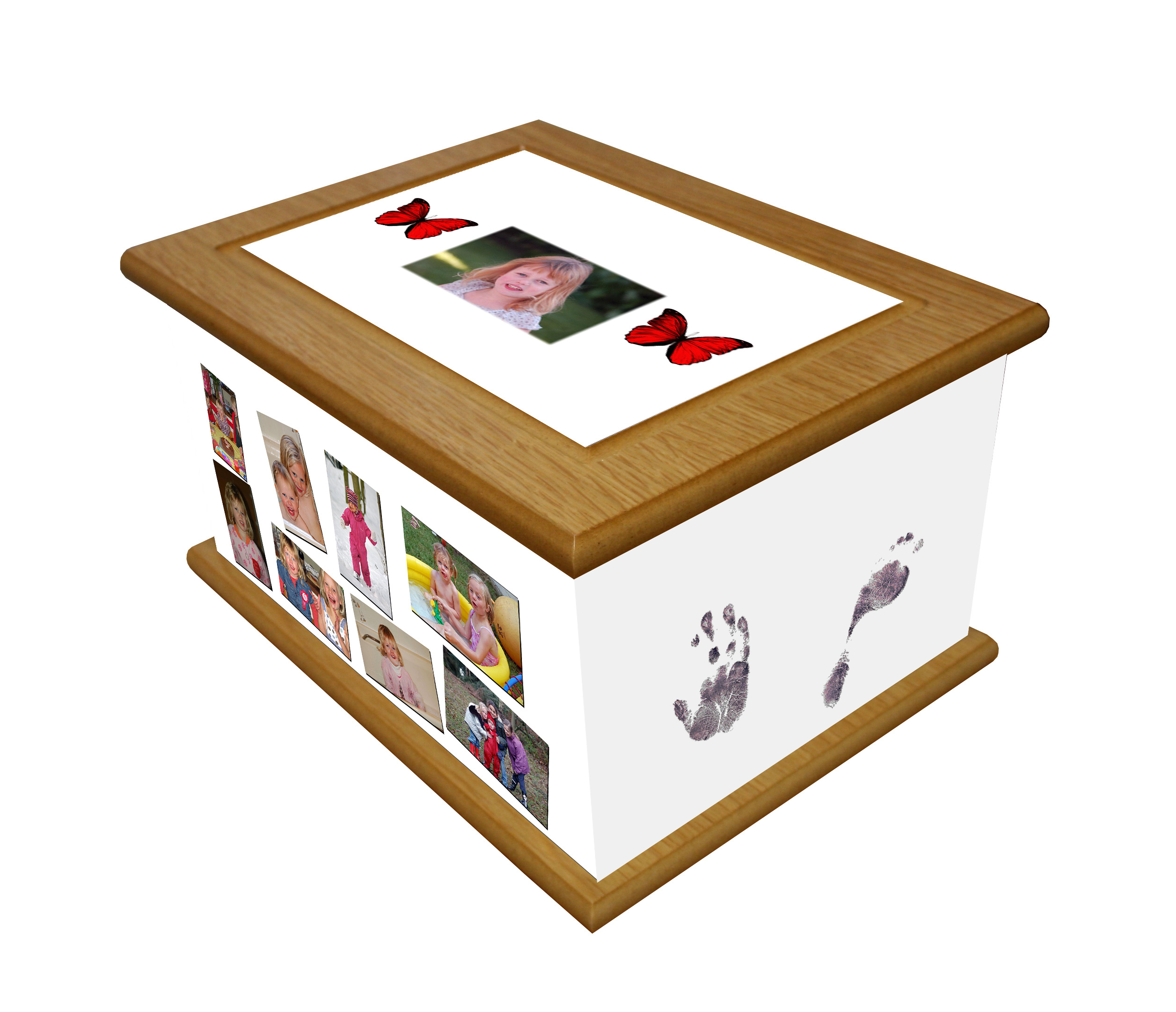 Personalised Memory Box 24