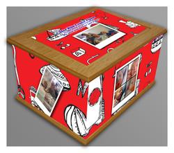 Bespoke memory box 2