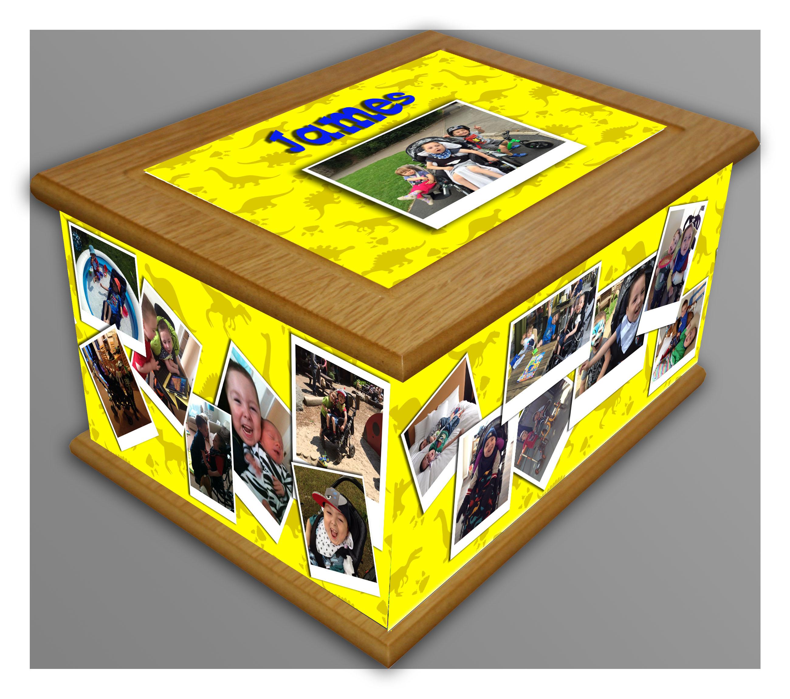 Bespoke Memory box 7