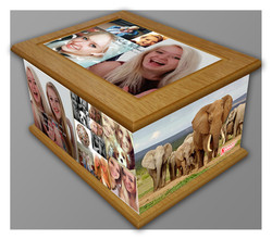 Bespoke Memory box 13