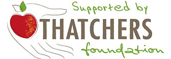 THATCHERS FOUNDATION LOGO SUPPORTED BY -