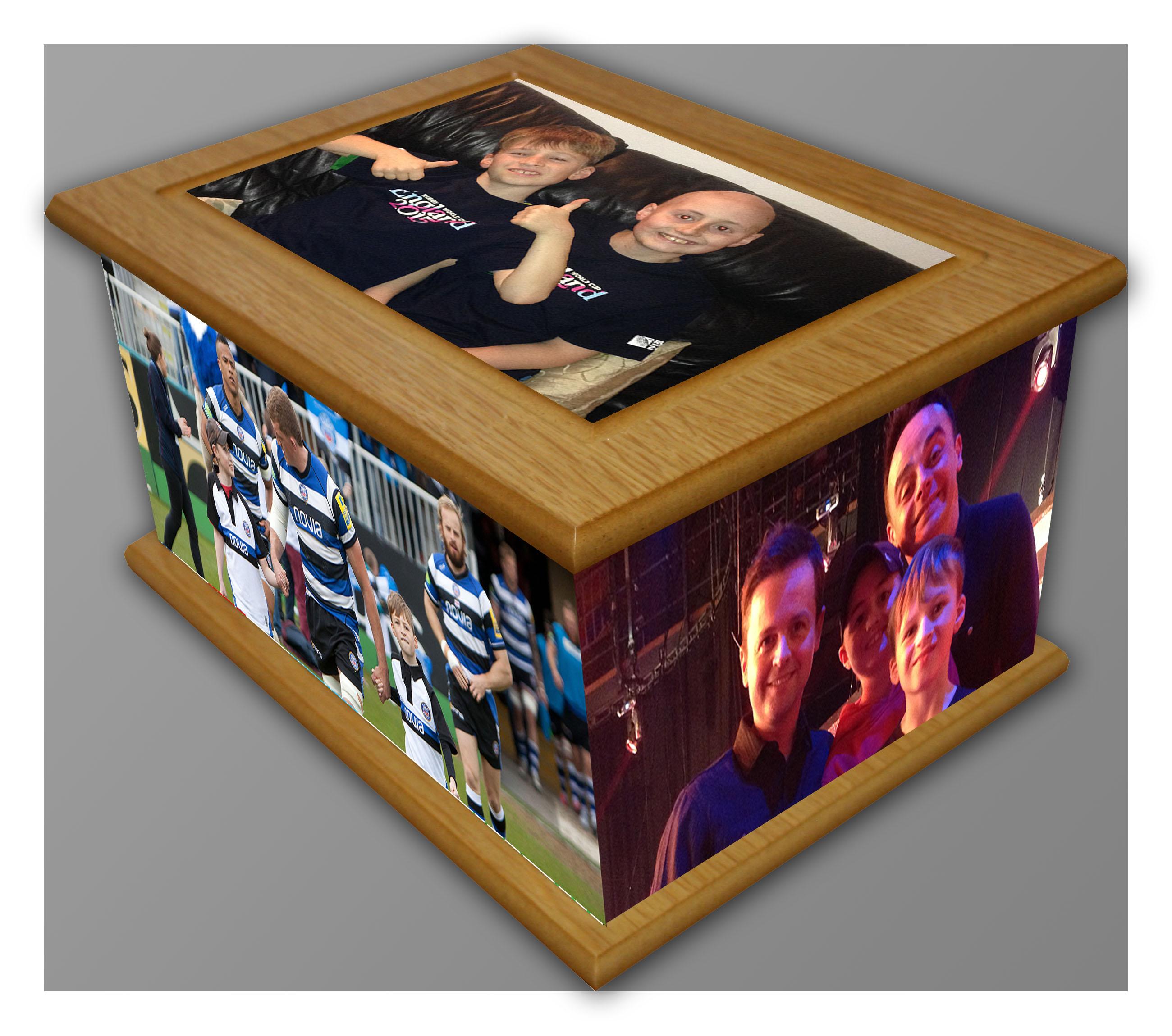 Bespoke Memory box 19